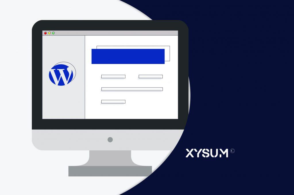 Kodulehe valmistamine Wordpressil Õpetus